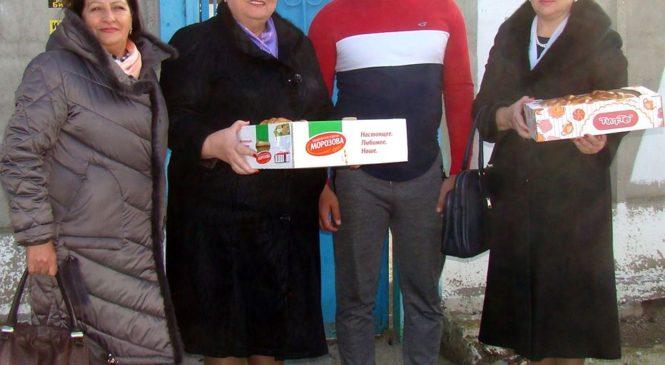 В Керчи отпраздновали Международный день благотворительности #ЩедрыйВторник