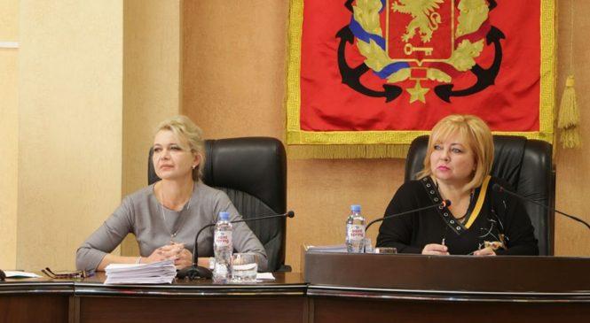 В Керченском городском совете прошла очередная 10 сессия
