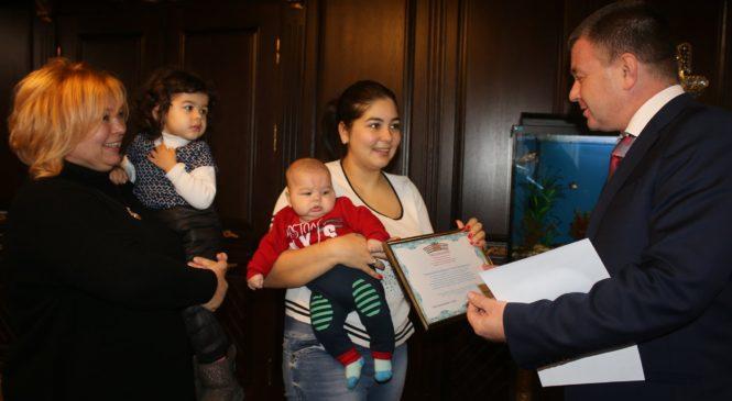Еще 7 керченских семей получили сертификаты на жилье