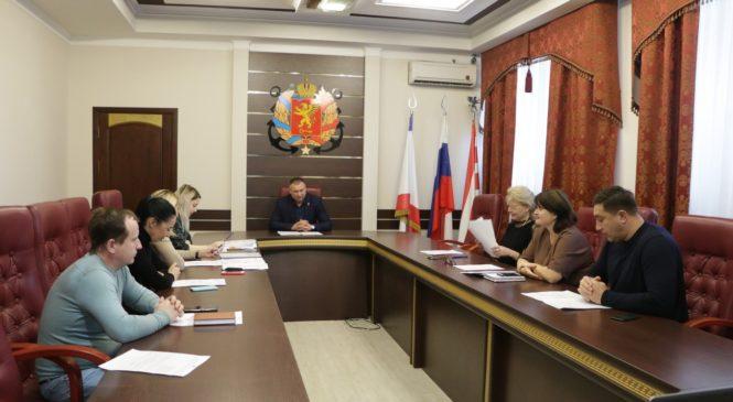 24 декабря прошло заседание комиссии по проведению конкурсов и аукционов