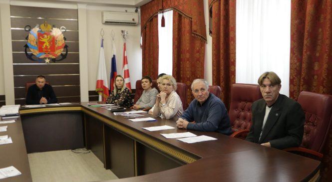 Градостроительный совет города провел своё заседание 27 декабря