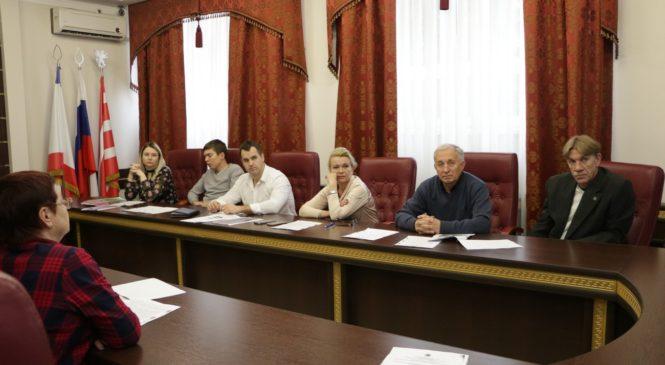 Заседала Комиссия по подготовке проекта Правил землепользования и застройки