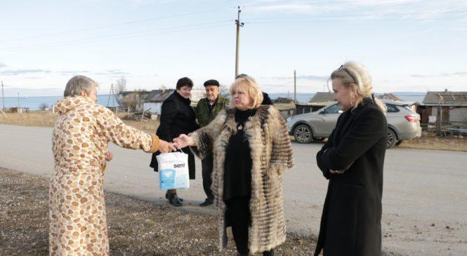 Депутатский корпус намерен помочь жительнице Жуковки, попавшей в сложную ситуацию