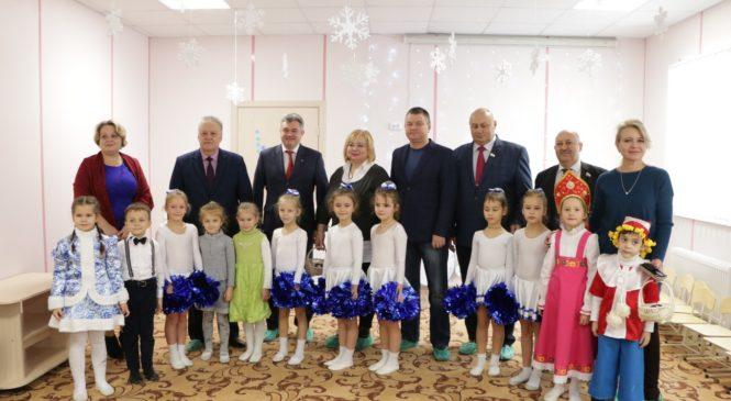 В Керчи открыт новый модульный корпус на 100 мест на базе детского сада № 53 «Звоночек»