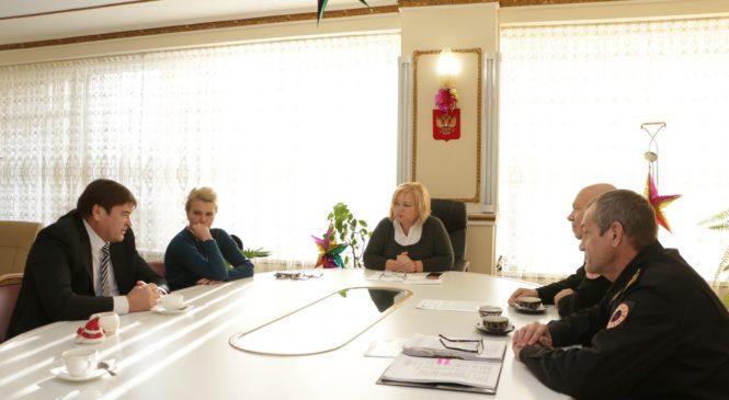 В Керчи рассмотрят возможность создания представительства Межгосударственного союза городов-героев
