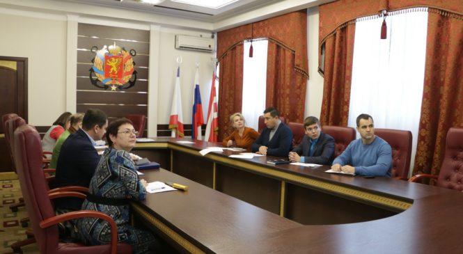 В городском совете заседала комиссия по подготовке Правил землепользования и застройки