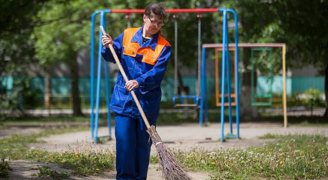 Муниципальное предприятие «ЖилсервисКерчь» объявляет массовый набор дворников