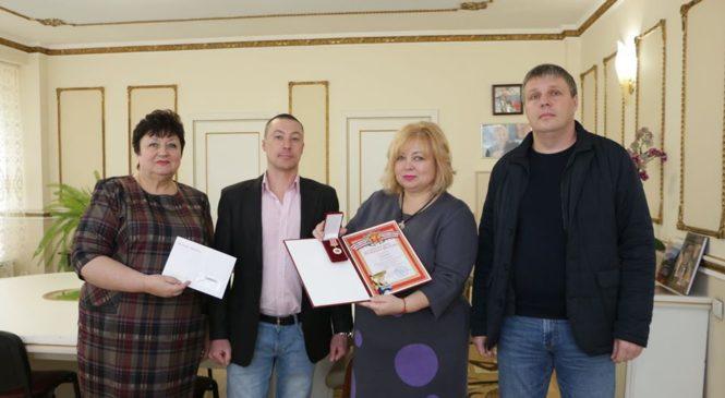Глава муниципального образования поздравила со 100-летним юбилеем Павла Ивановича ПАПУШЕВА