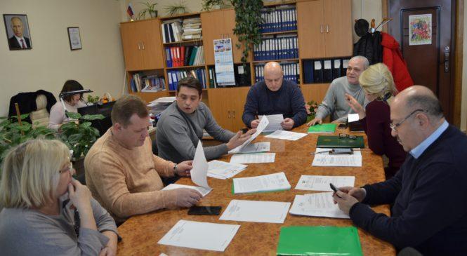 В преддверии очередной сессии провели заседания постоянные депутатские комиссии