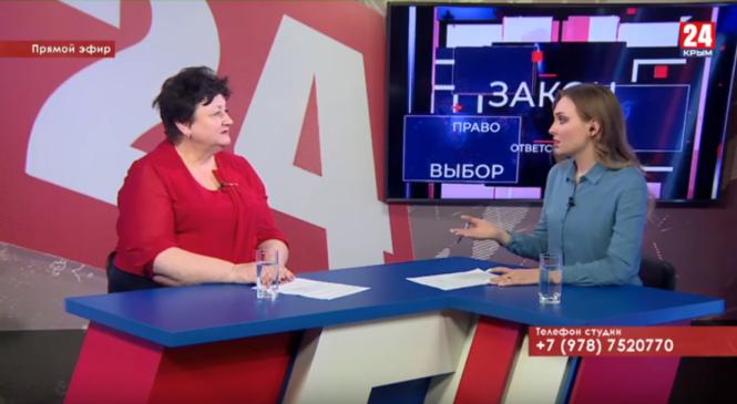Ольга СОЛОДИЛОВА приняла участие в программе «Открытая власть»