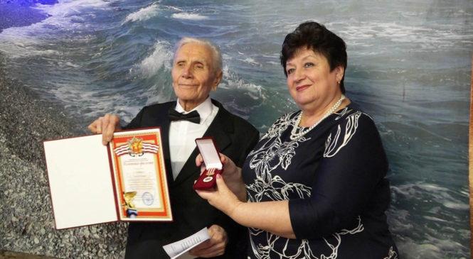 Ветеран Георгий ПЫРКОВ отпраздновал 95-летний юбилей