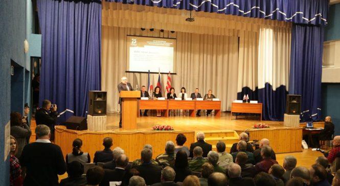 В Керчи стартовала VIII Всероссийская научно-практическая конференция «Военно-исторические чтения»