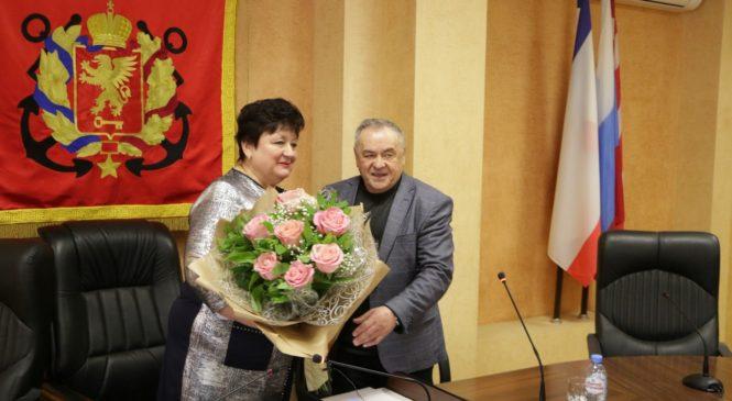 Ольга СОЛОДИЛОВА избрана главой муниципального образования городской округ Керчь