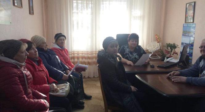 Ольга СОЛОДИЛОВА провела встречу с жителями избирательного округа №3 по проблемным вопросам
