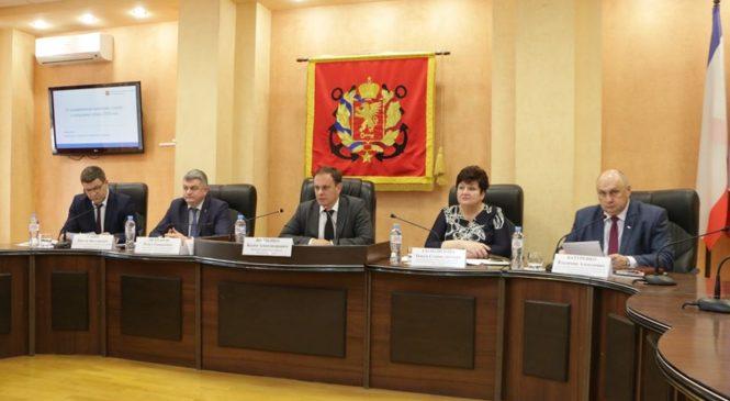 В Керчи прошло расширенное совещание, посвященное подготовке к курортному сезону 2020 года