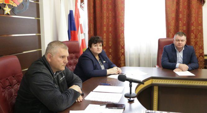 На заседании Общественного совета Керчи обсудили вопрос подготовки памятников ВОВ к 75-й годовщине Победы