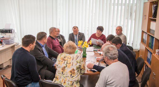 Депутатские комиссии рассматривают вопросы 20-й сессии горсовета