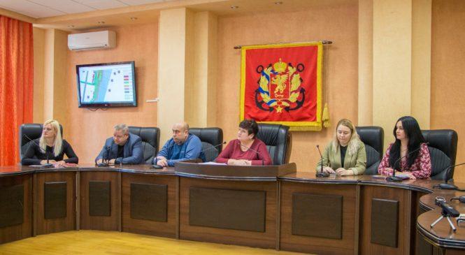 В Керчи состоялись публичные слушания по вопросу планировки городской набережной