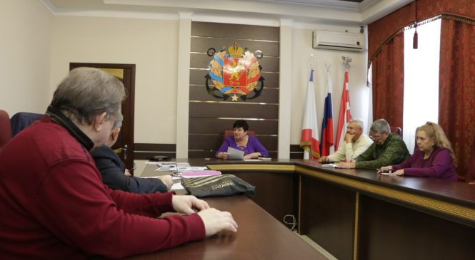 В Керчи прошло 6-е заседание Комитета Городов-Героев
