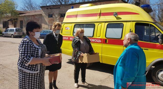 Депутаты в Керчи поддержали врачей скорой медицинской помощи