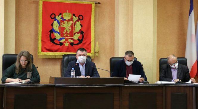 В Керчи на заседании штаба обсудили эпидемиологическую обстановку