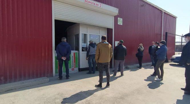 В Керчи продолжается работа по контролю за соблюдением Указа Главы Республики Крым, в соответствии с которым с 28 марта должны временно приостановить свою работу предприятия общественного питания и ряд объектов розничной торговли