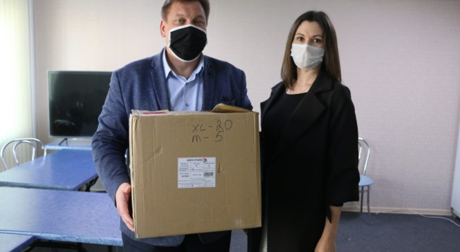 Московская компания «Авангард профессиональная экипировка» запустила по стране проект помощи в нуждающихся регионах