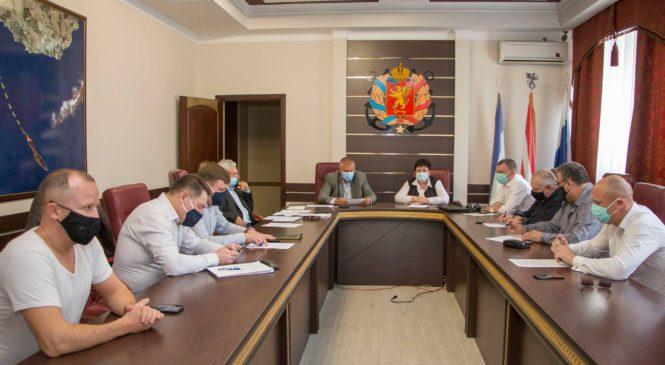 В Керчи прошло заседание Общественного совета
