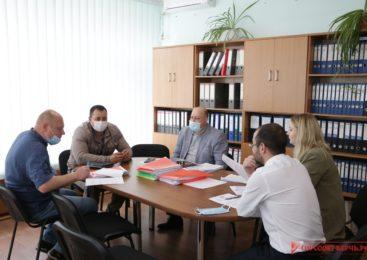Перед 24 сессией городского совета постоянные депутатские комиссии проводят заседания