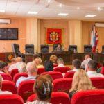 На 25-й очередной сессии отчиталась глава контрольно-счетной комиссии города
