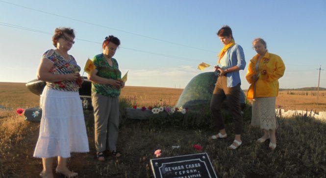 Депутаты городского совета провели акцию «Свеча Памяти» в День памяти и скорби