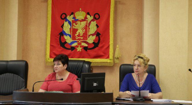 В горсовете прошли заседания коллегии и фракции