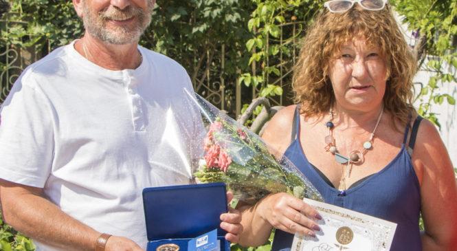 8 июля в День семьи, любви и верности керченским парам с долгой историей семейного союза вручают награды