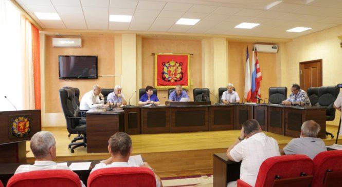 9 июля состоялось заседание Общественного совета муниципального образования
