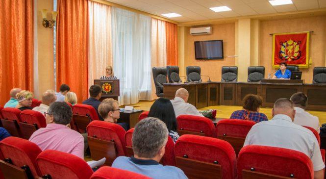 В Керчи состоялась внеочередная 26 сессия горсовета