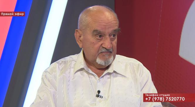 Фёдор КОЗЛОВ рассказал на телевидении о депутатской работе на мажоритарном округе №1
