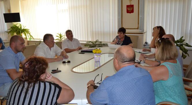 В Керченском городском совете прошло совещание по вопросу проведения «Диктанта Победы»