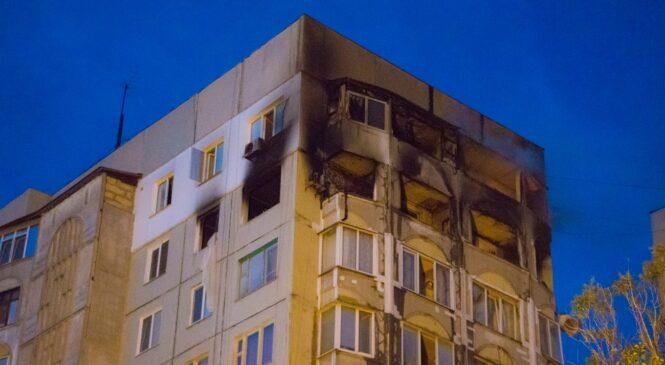 Пострадавшие от взрыва в жилом доме получают материальную помощь