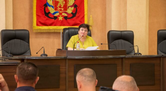 На очередной сессии горсовета МУП «Керчьгортранс» разрешили взять кредит