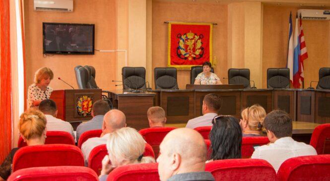 Депутаты собрались на внеочередную 29-ю сессию городского совета