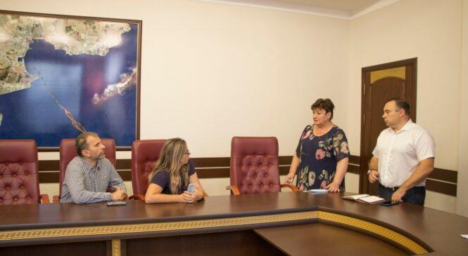 Выездной прием в Керчи провел депутат Госсовета Крыма Сергей БОГАТЫРЕНКО
