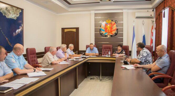 17 сентября состоялось очередное заседание Общественного совета Керчи