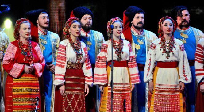 Кубанский казачий хор выступит в Керчи в рамках празднования Дня города