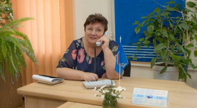 Глава муниципального образования провела прием граждан в телефонном режиме