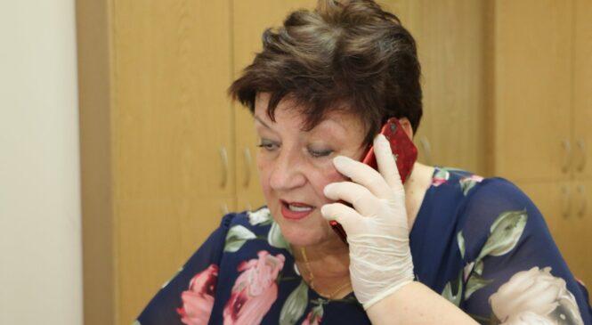 Ольга СОЛОДИЛОВА провела прием граждан