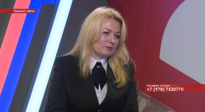 Депутат горсовета Наталия ЧИБИЧ приняла участие в эфире передачи «Открытая власть» от 01.10.2020 г.