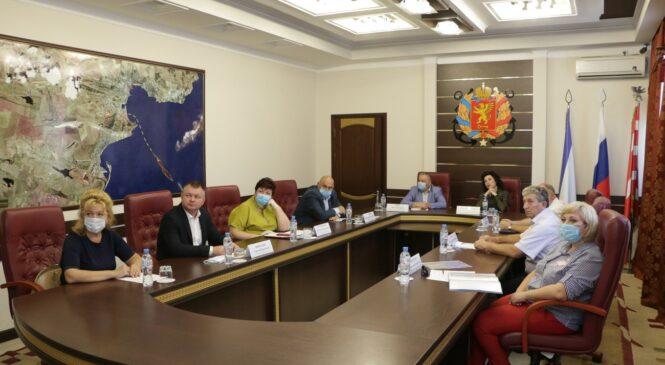 Керчане и новосибирцы обменялись опытом в формате «круглого стола»