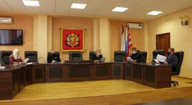 В горсовете прошли публичные слушания по вопросу внесения изменений в Устав муниципального образования
