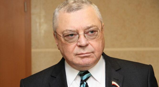 Ушёл из жизни председатель Общественной палаты Крыма Григорий ЙОФФЕ
