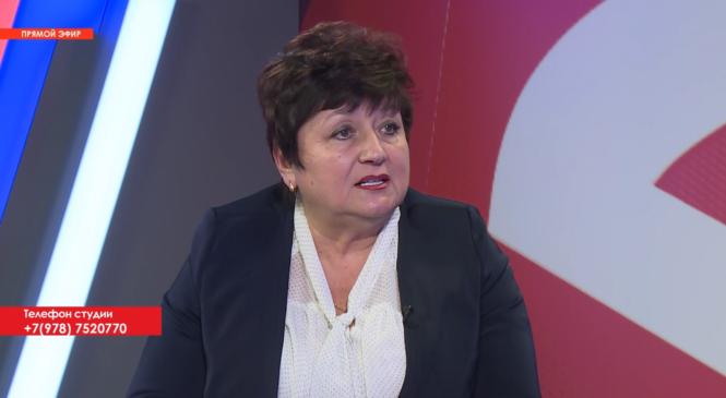 Ольга СОЛОДИЛОВА приняла участие в эфире программы «Открытая власть» от 17.12.2020 г.